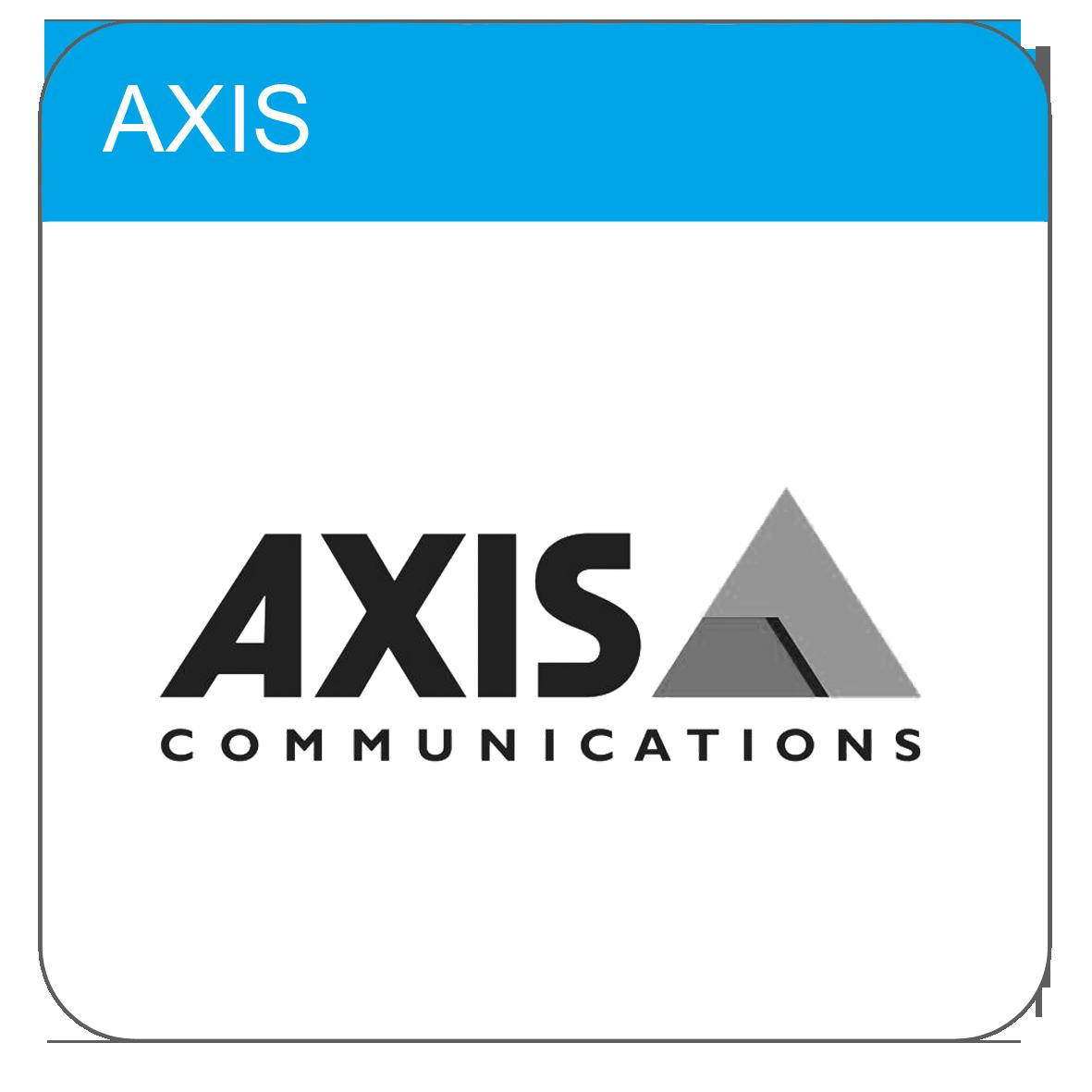 Axis Drivers & Handleidingen