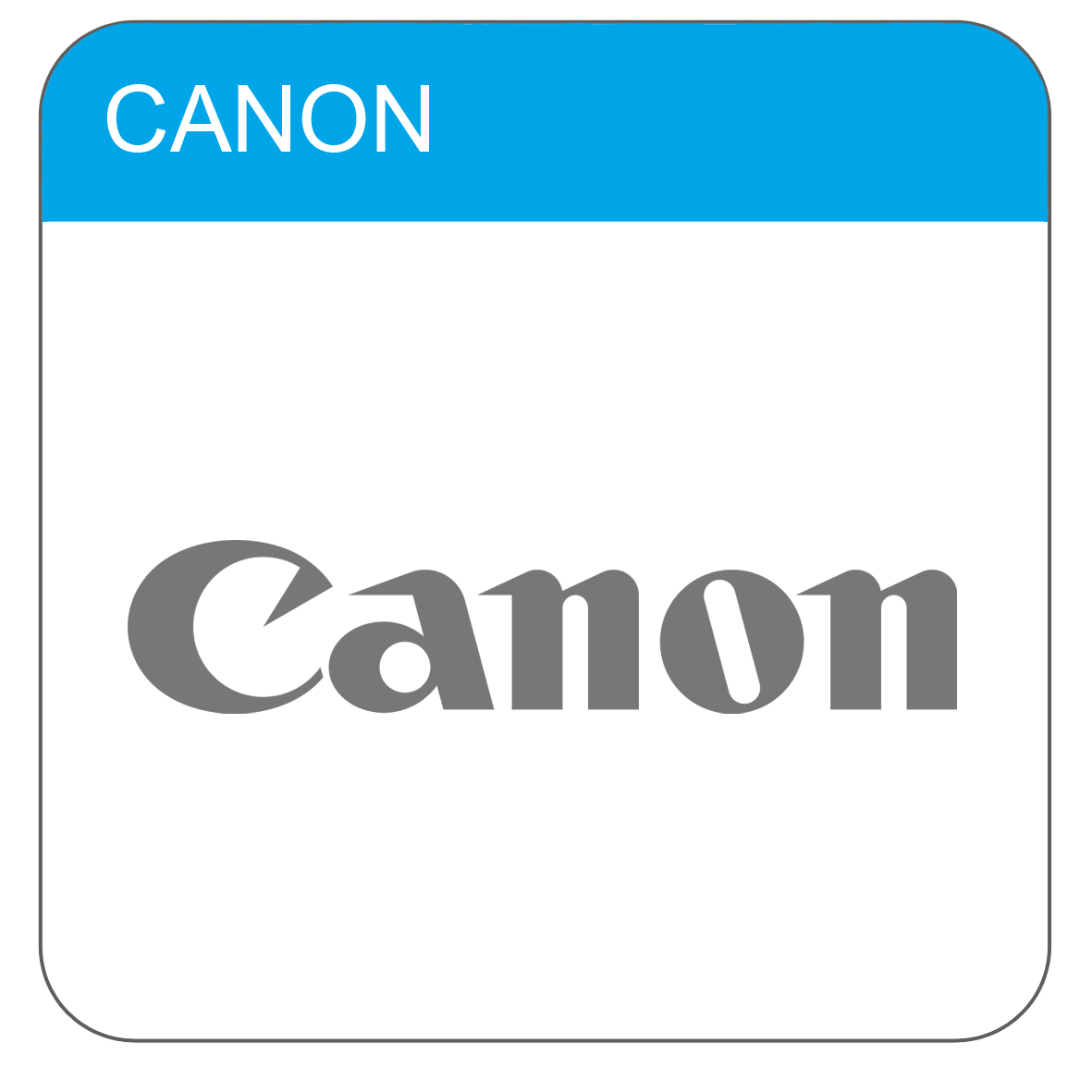 Canon Drivers & Handleidingen