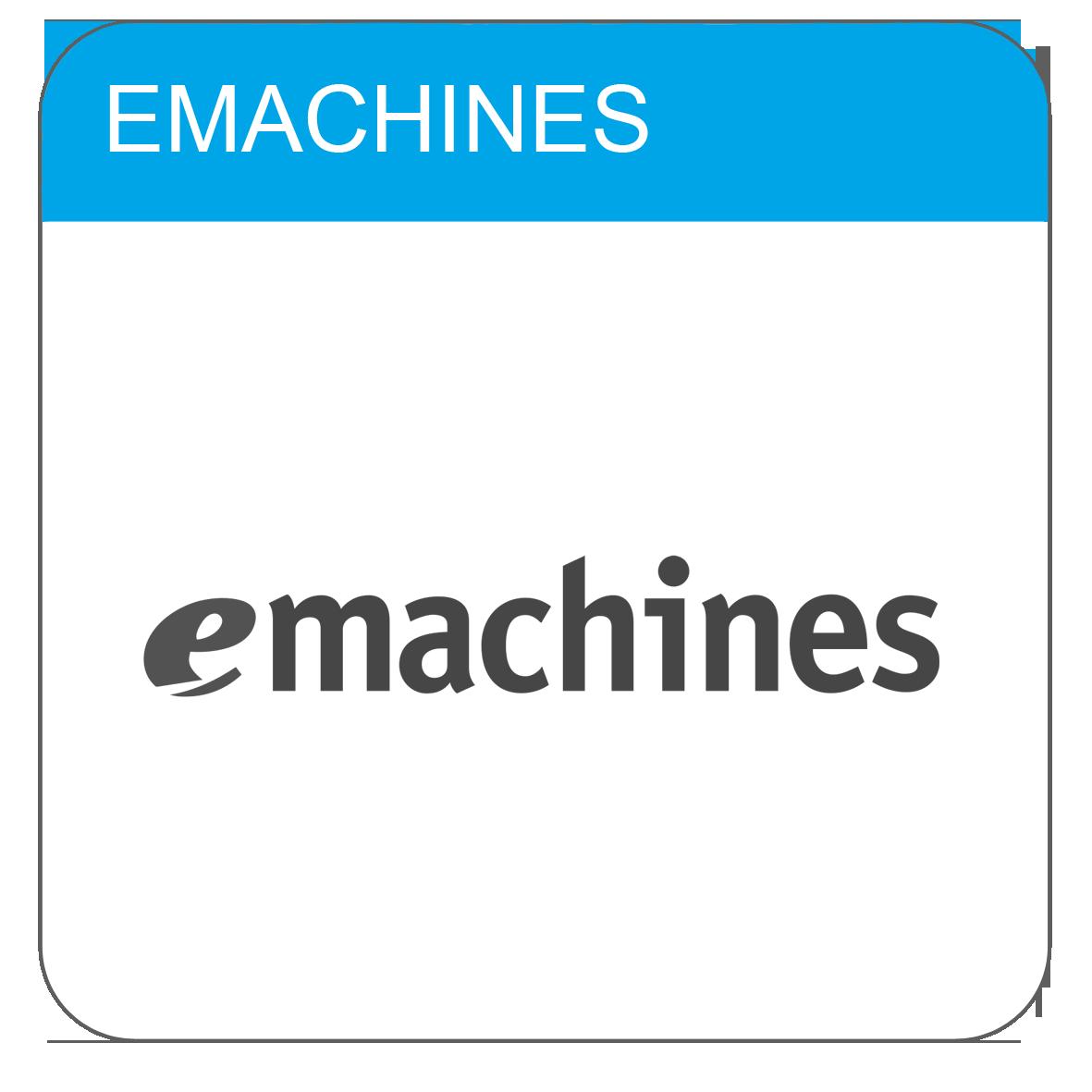 eMachines Drivers & Handleidingen