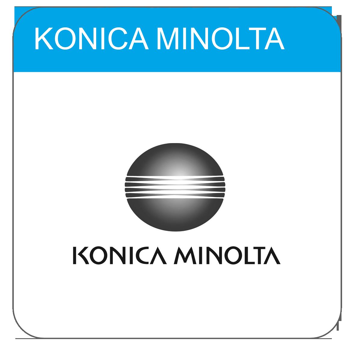 Konica Minolta Drivers & Handleidingen