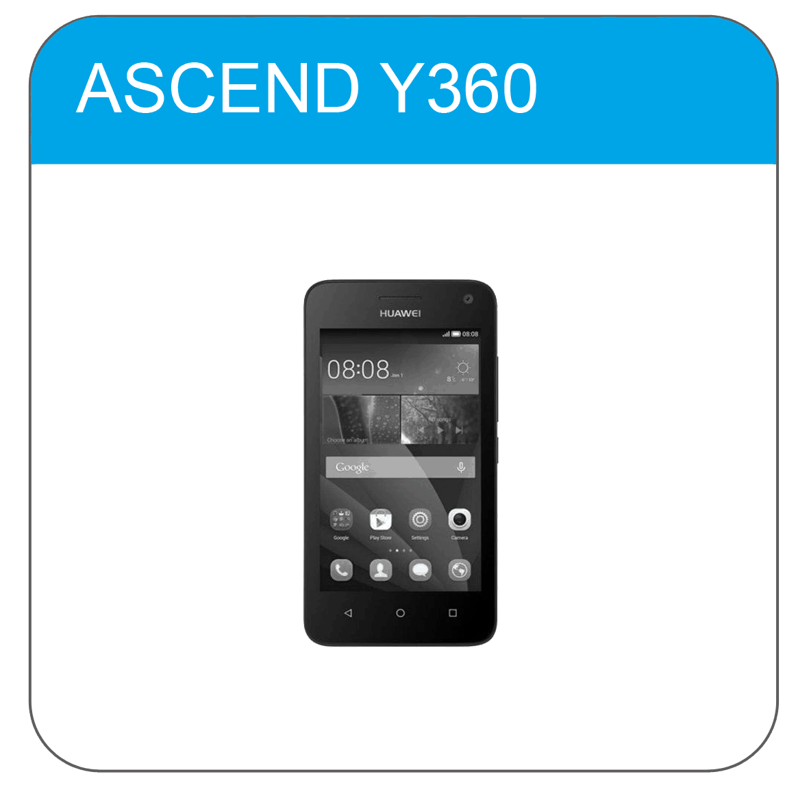Huawei Ascend Y360