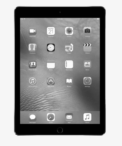 Apple iPad Pro 9.7 reparatie