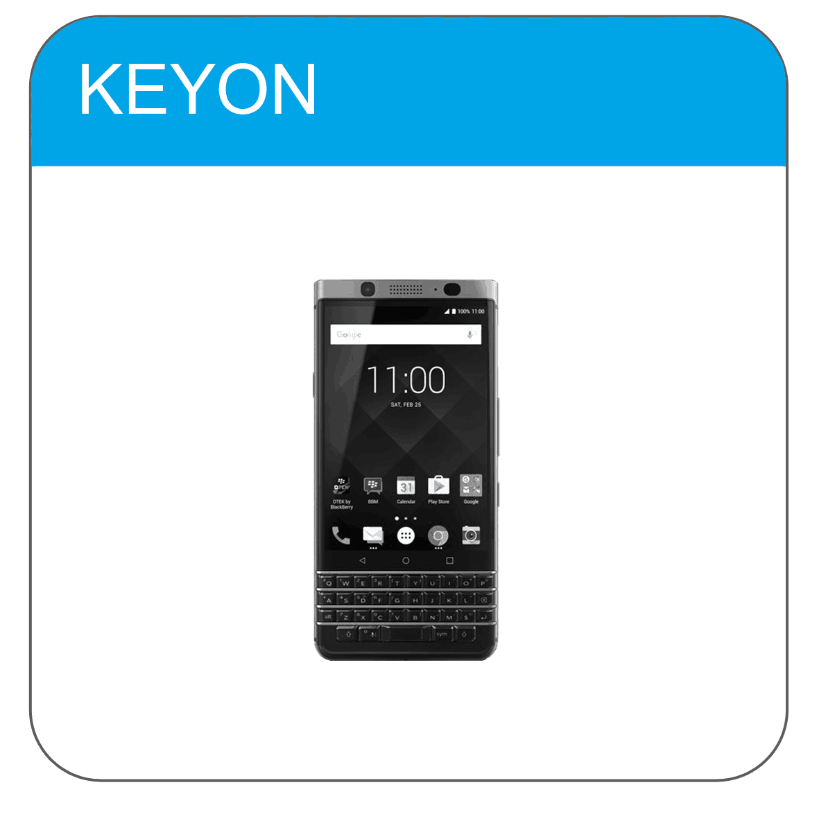 BlackBerry Keyon