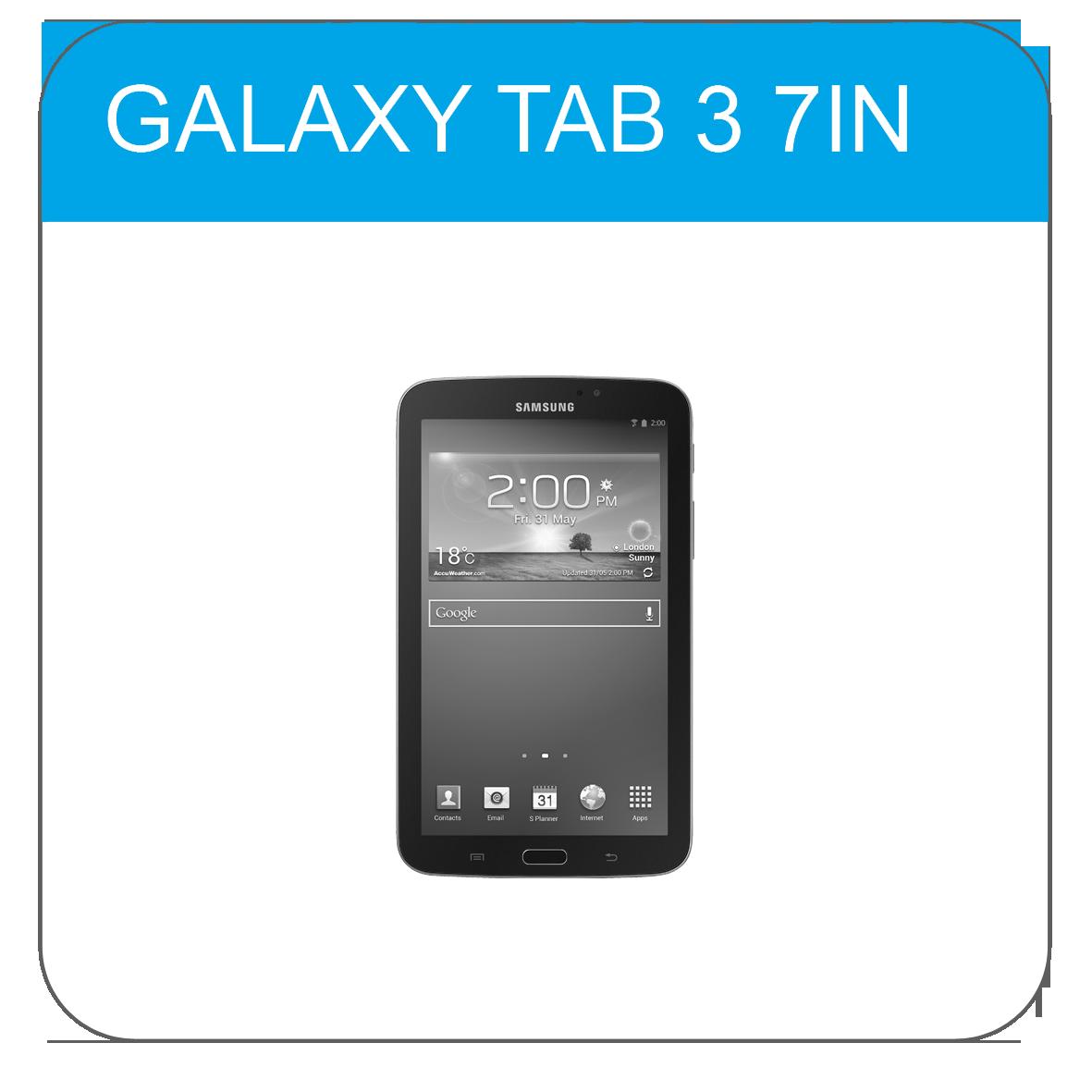 Samsung Tab 3 7In