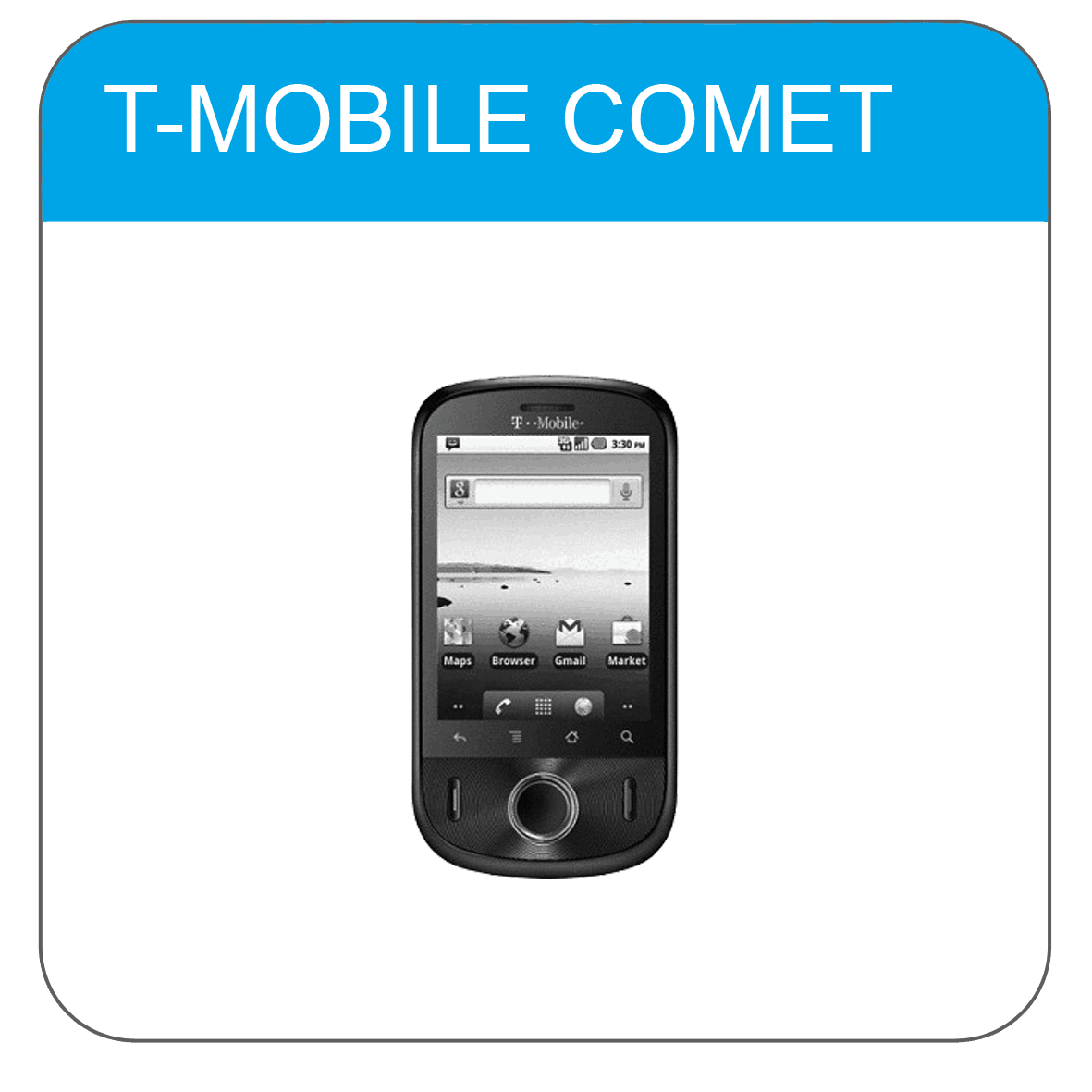 Huawei T-Mobile Comet